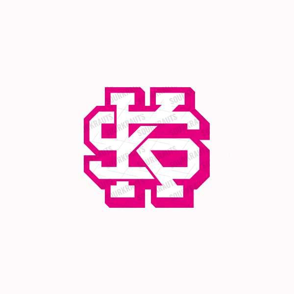Aufkleber SKC | Pink