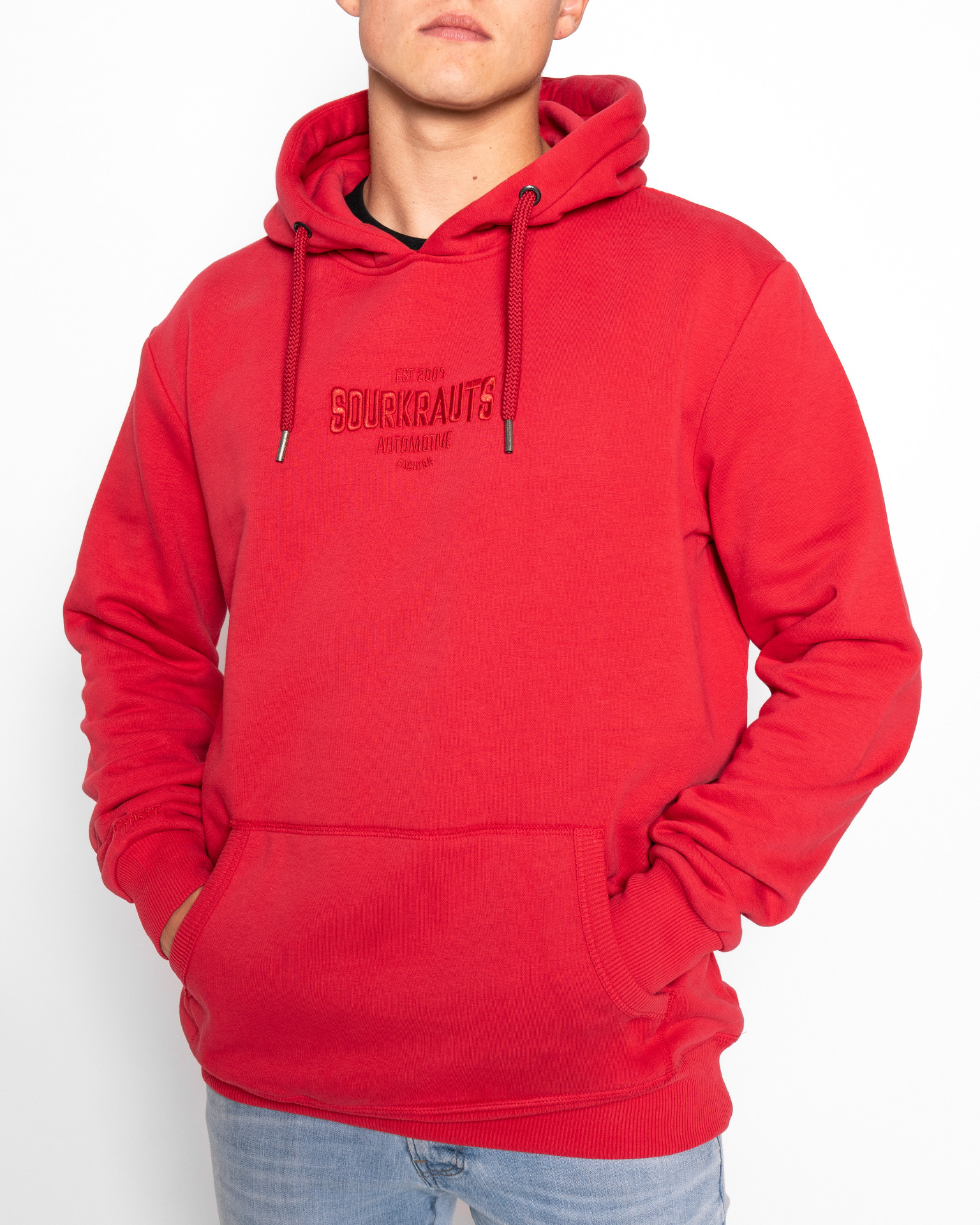 Hoody | One Color | Rot