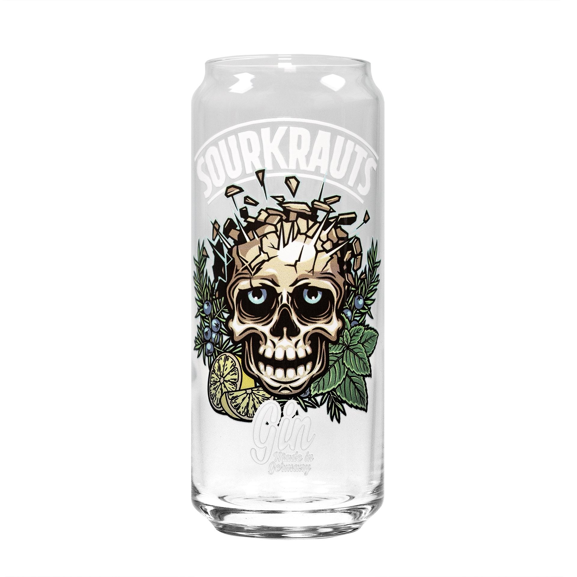 Cocktailglas   Sourkrauts Gin   0,47L