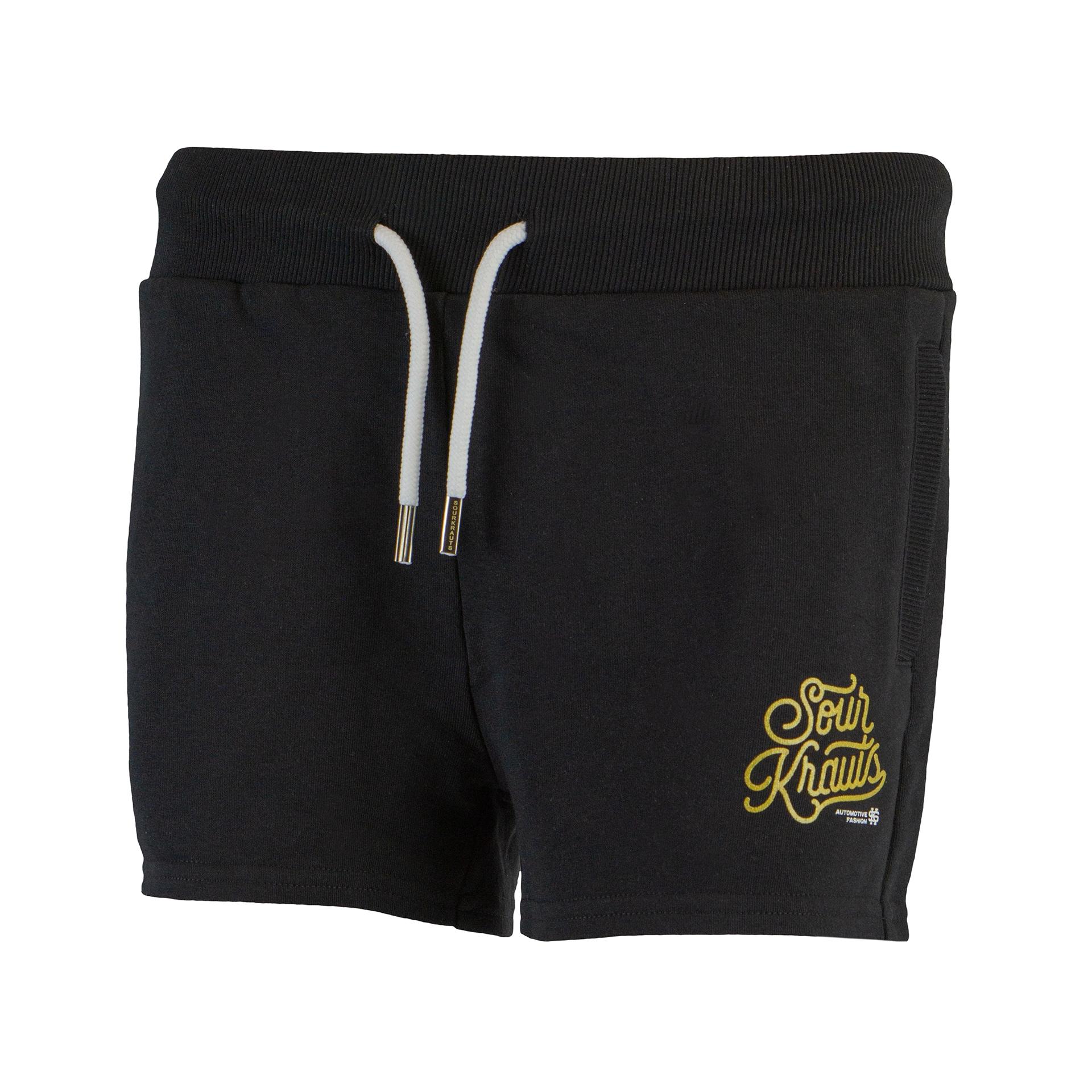 Jogging Shorts | Zoe | Schwarz