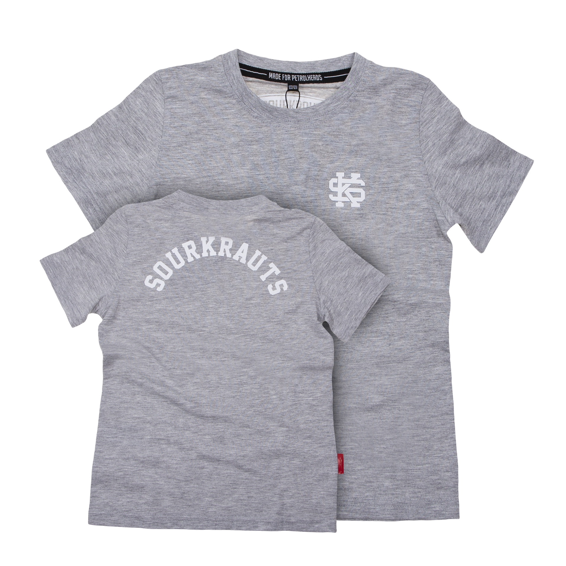Kids Shirt Max | Grau