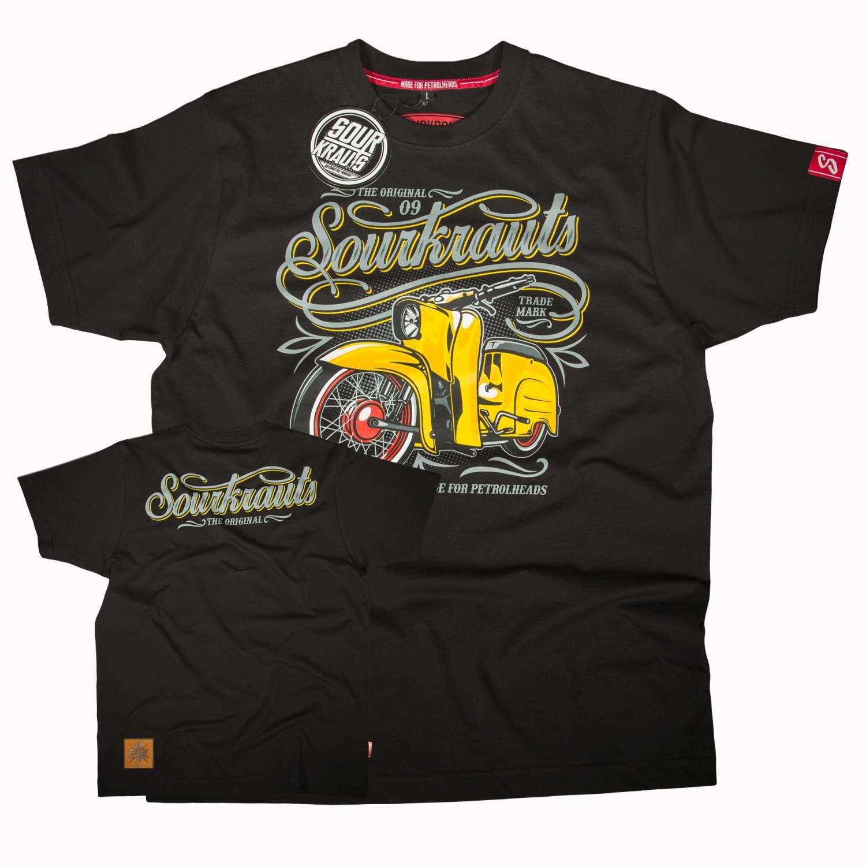 T-Shirt Ernst | Schwarz