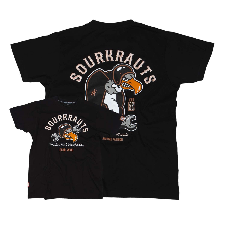 T-Shirt Ralf |  Schwarz