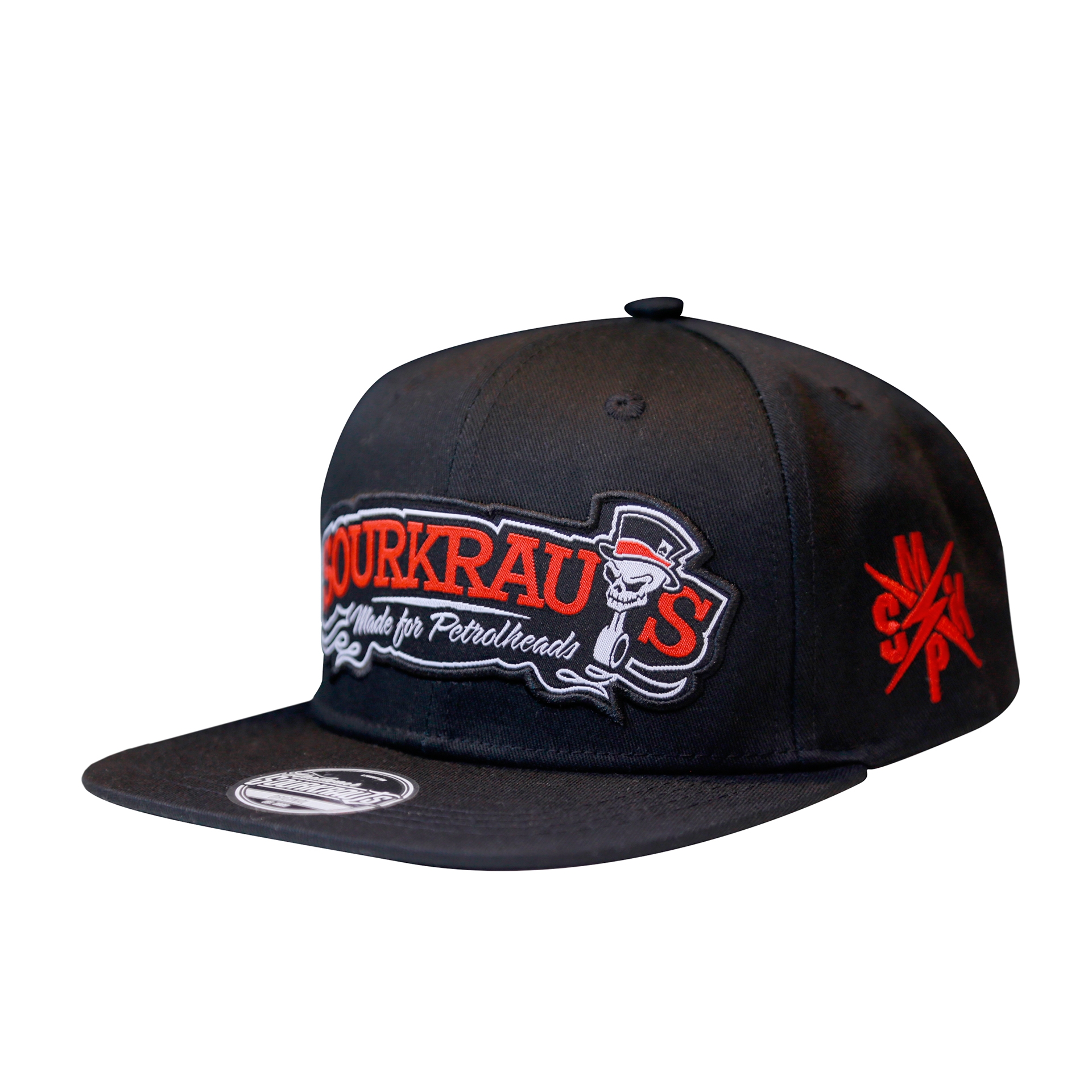 Snapback SK I Black