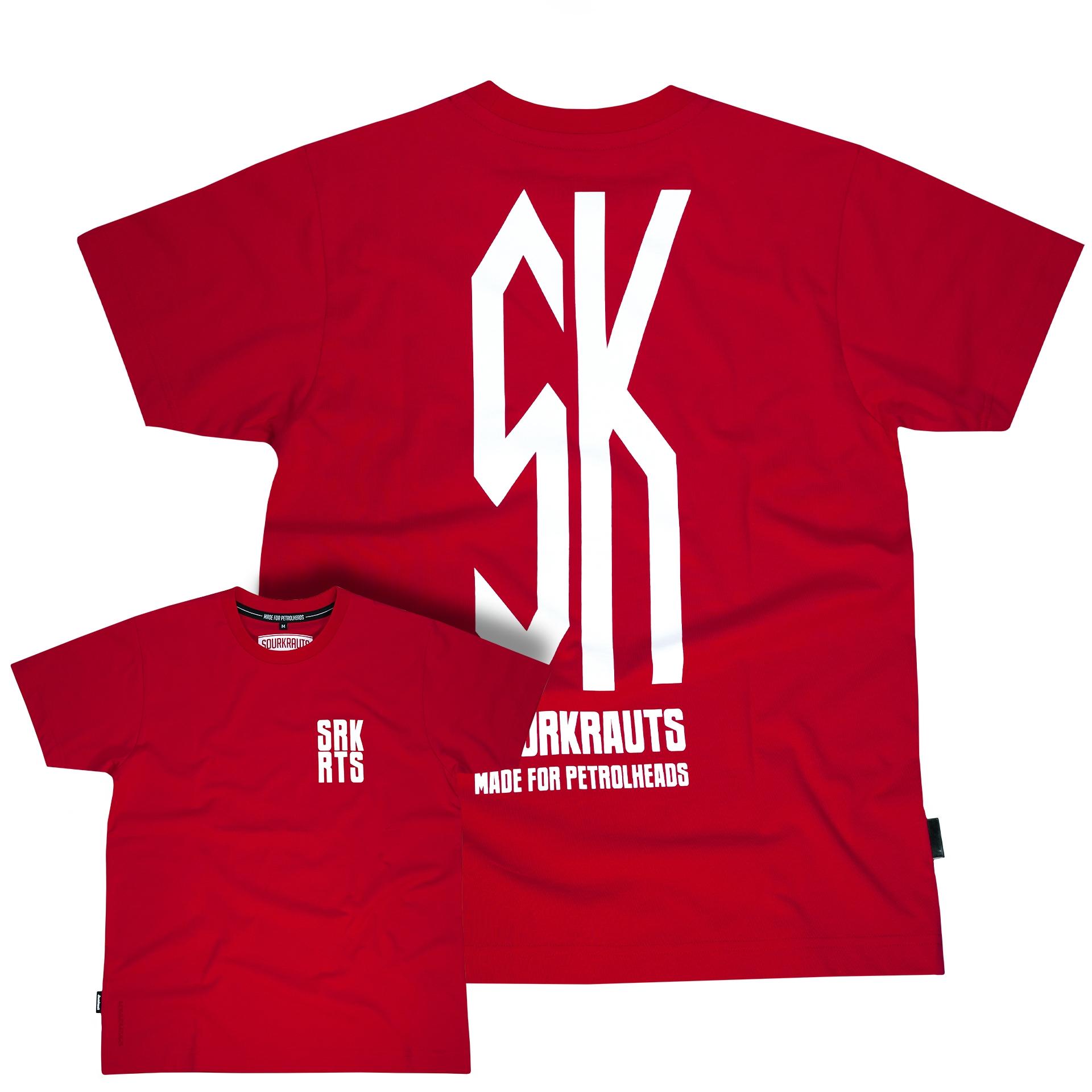 T-Shirt | Xavi | Rot