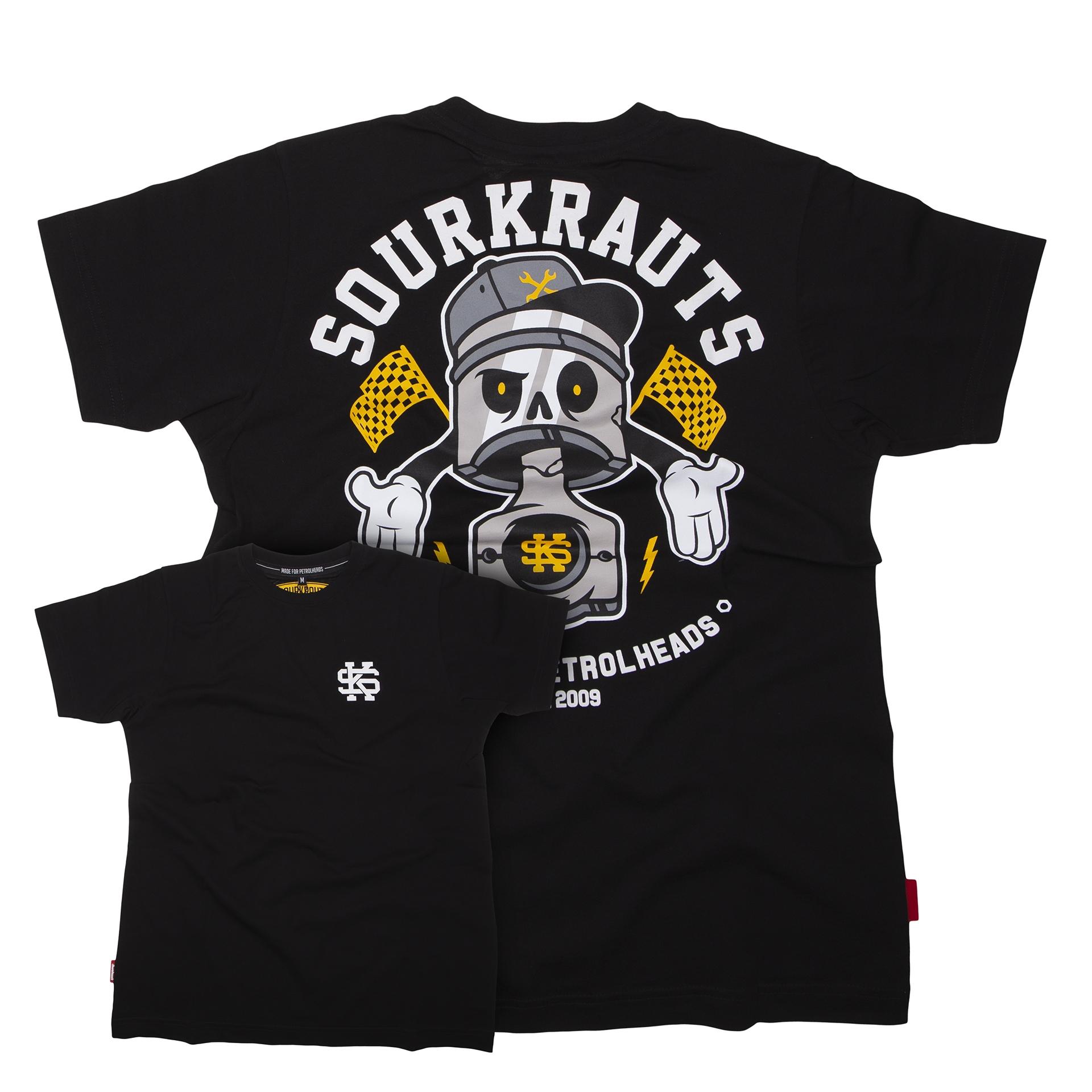 T-Shirt Arthur | Schwarz
