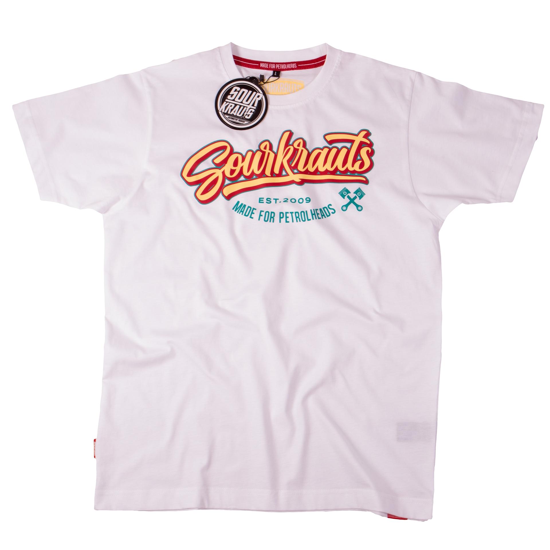 T-Shirt Erwin | Weiss