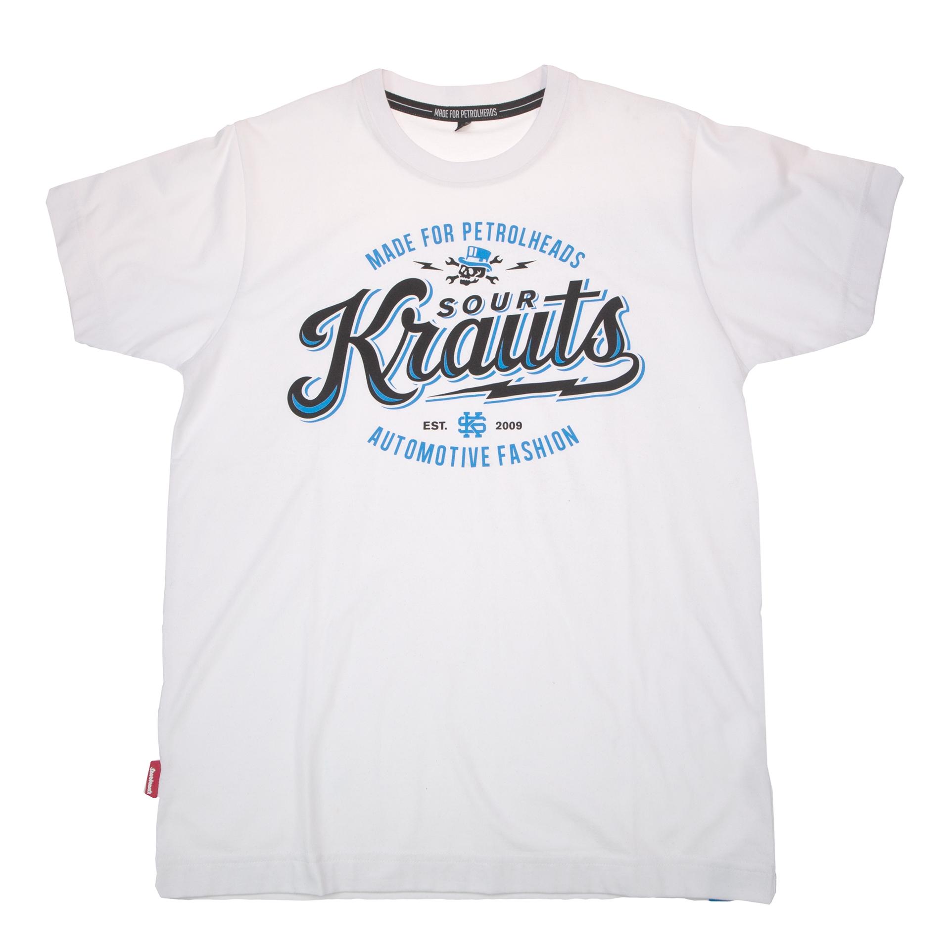 T-Shirt | Klemens | Weiss