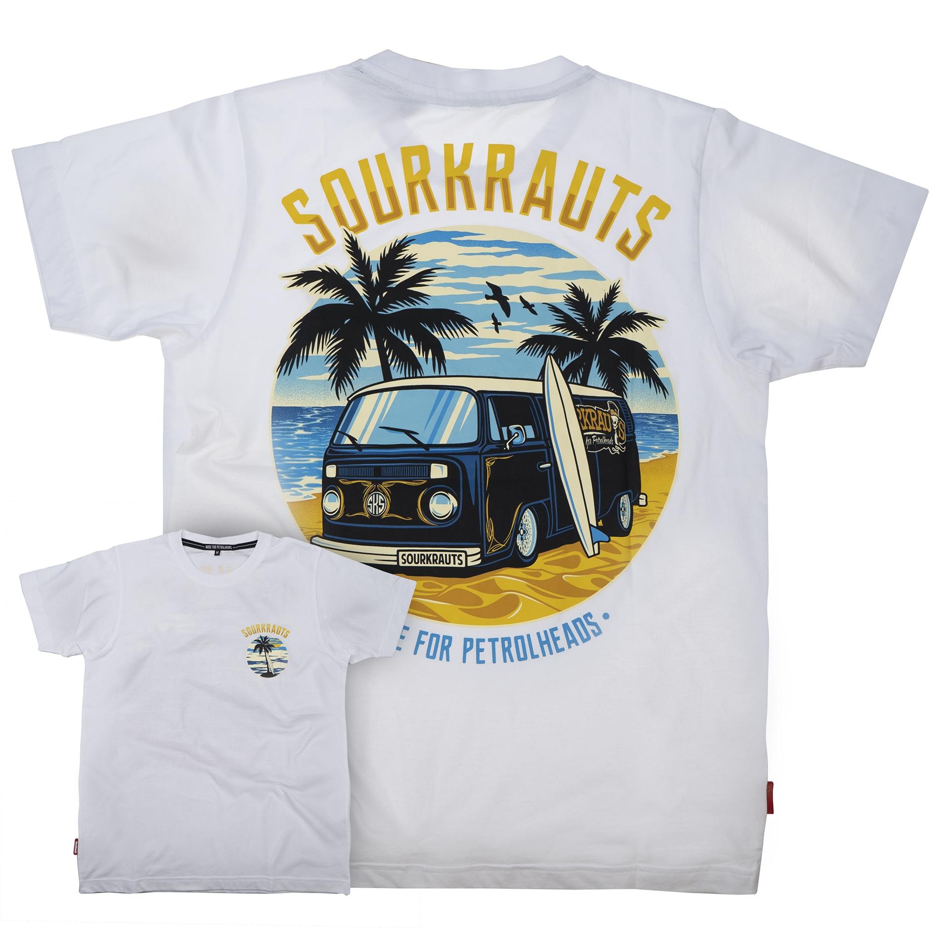T-Shirt | Moana | Weiss